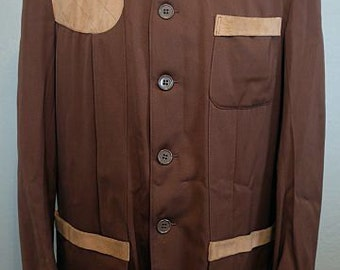 1940s shooting jacket