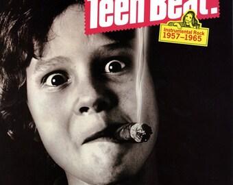 VINYL: Teen Beat--Instrumental Rock 1957-1965