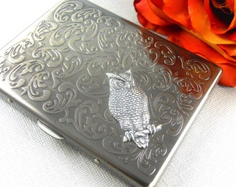 """Shop """"owl wallet"""" in Accessory Cases"""