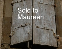 Sold to Maureen. Stunning Antique Silk Panels.With Passementerie Very long Home Decor.