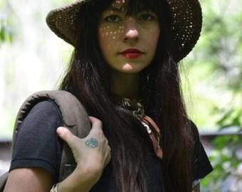 Wide Brim Hat   Large Brim Hat with Wire Brim   Limited Edition Cotton yarn fiber   Cotton Beach Hat   Summer Hats   Organic Hats for Women