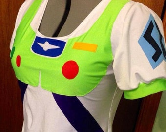 Space Cadet Running Costume
