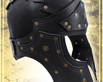 Beaufort Leather Helmet