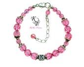 Little Girl Bracelet, Personalized Birthstone Bracelet, Personalized Baby Bracelet, Little Girl Jewelry, Little Girl Gifts, Baby Gift