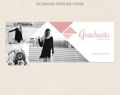 Facebook Timeline Cover - Facebook Timeline Template - PSD Template - Customize Facebook Page - Instant Download - F230