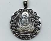 """New Sterling Silver """"Liberation"""" Pendant"""
