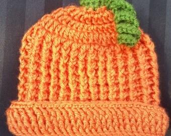Crochet Lil Pumpkin