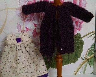 Blythe Fall Dress and Coat Outfit