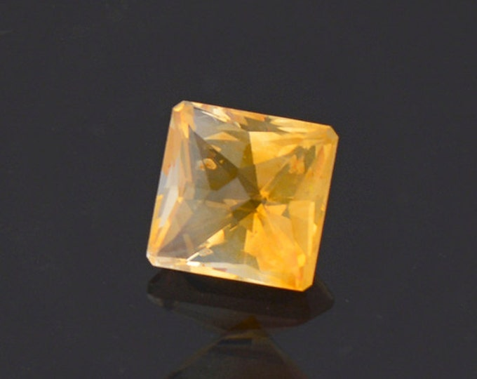 SALE EVENT! Custom Bicolor Square Opal Gemstone from Mexico 0.91 cts