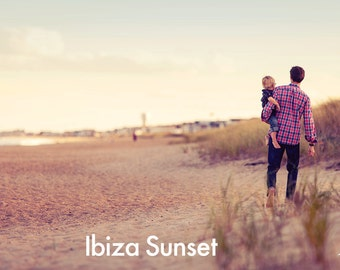 Ibiza Sunset - Photoshop Action INSTANT DOWNLOAD