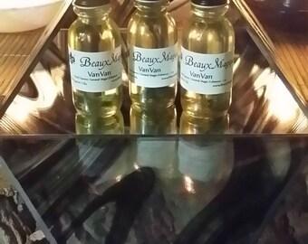VanVan ~ Van Van Classic Hoodoo oil ~ changing luck, occultic oils, remove blockage, spiritual supplies, road opener, rootwork, Conjure Oil