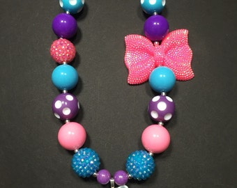 Ice Cream Dream Chunky Necklace