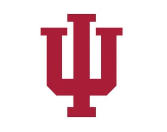 Indiana University | IU Trident Vinyl Decal