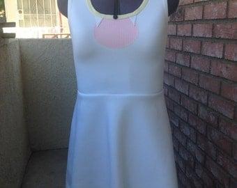 Seel Hi-Lo Skater Dress