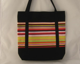 Heavy duty, canvas tote bag