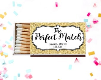 Wedding Sparklers, Sparklers for Wedding, Sparkler Send Off, Wedding Sparklers and Matches,  Personalized Matches, Matchbox Wedding Favors