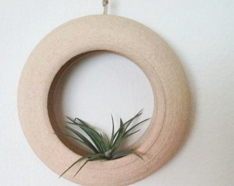 Hand Crafted Ceramic Hangable Planter