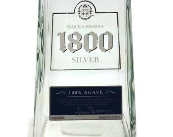 Upcycled 1800® Tequila Container