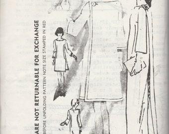 Spadea Duchess of Windsor Pattern #69  Misses' Dress Size 10   UNCUT