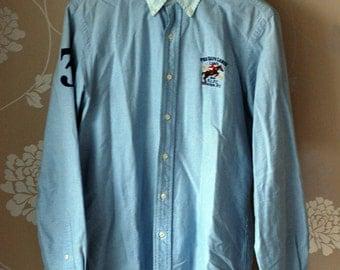 90s Polo by Ralph Lauren men's shirt