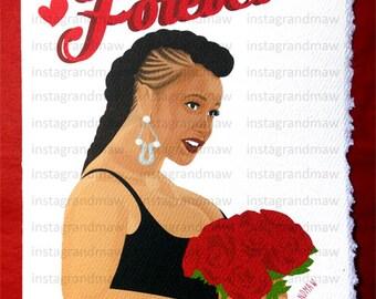 Cardi B Forever Valentine