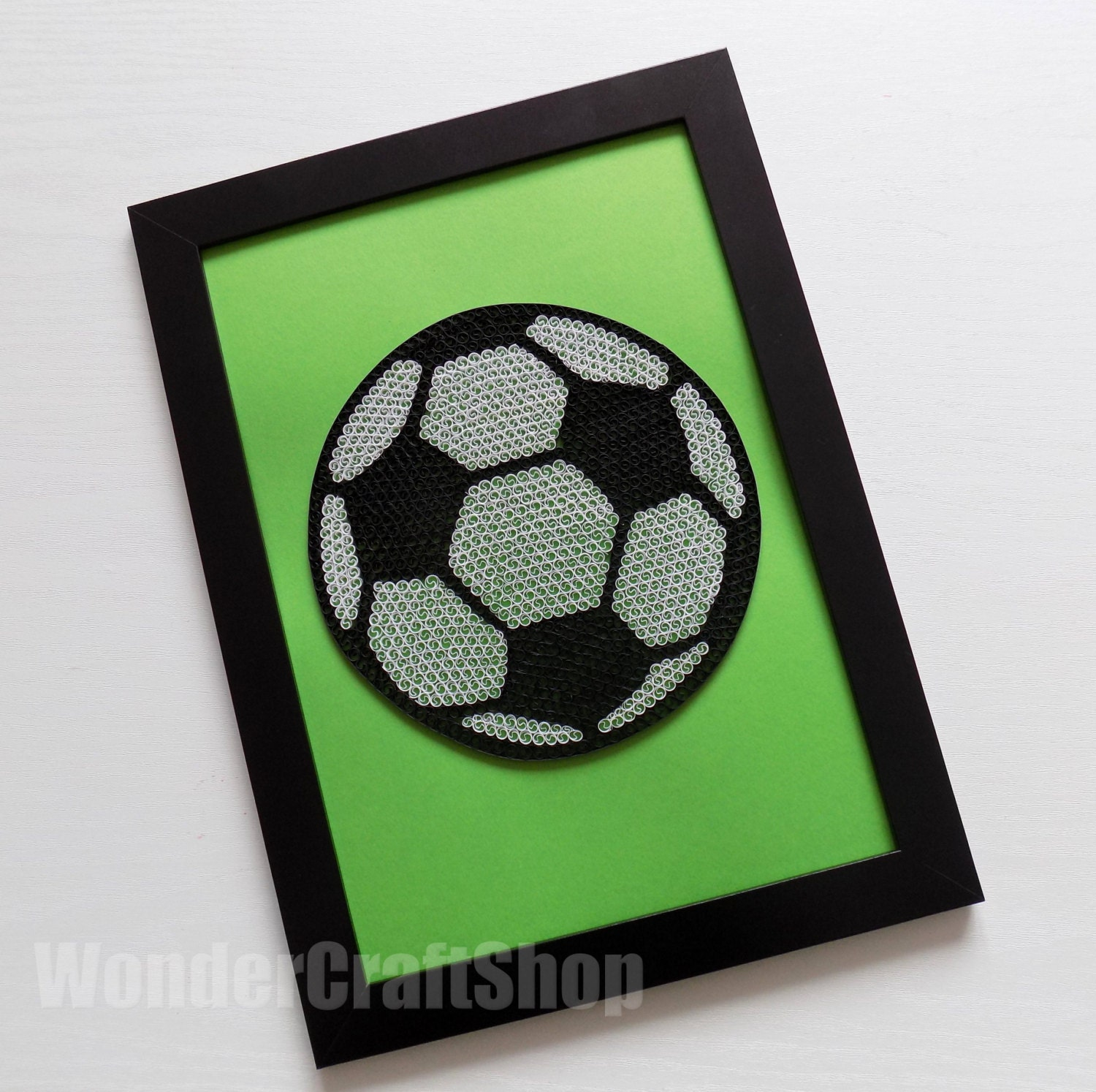 Soccer Bathroom Accessories Soccer Ornament Etsy