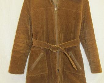 Mens corduroy coat | Etsy