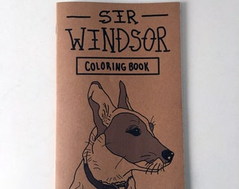 Sir Windsor Coloring Book