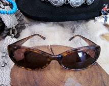 Oliver Peoples Sunglasses Tortoise Grace Cast Genuine Warm Amber Lenses
