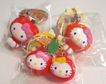 Squishy Hello Kitty Fruit Charm