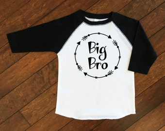 Big Brother Shirt | Best Big Brother | Pregnancy Announcement Shirt | Little Brother Shirt | Personalized Big Brother Shirt | Big Bro Shirt