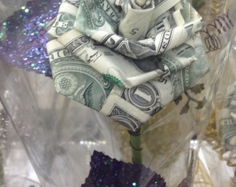 Money Roses Great Gift Ideas