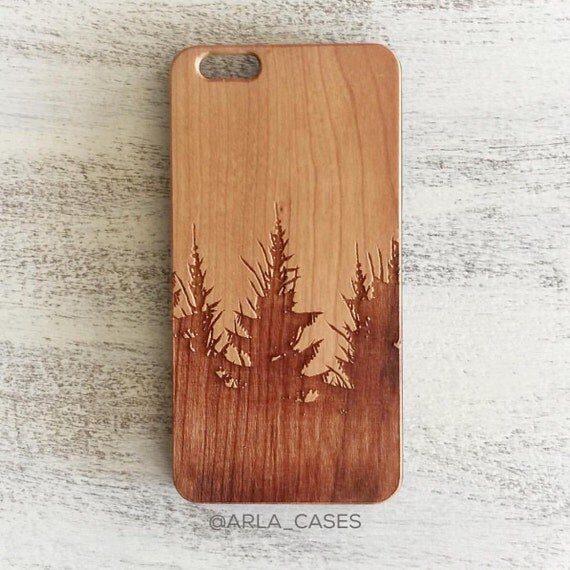 iphone wood case forest phone wooden iphone gifts for wood 12505