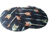 Trendy Arrow Print Reusable Nursing Pads, Breast Pads, Heavy Absorbency, No Show, Breastfeeding Gift