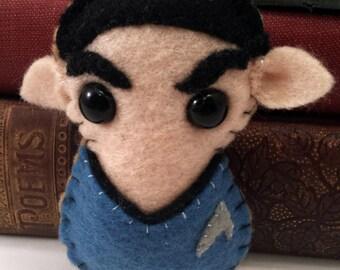 Commander Spock - Star Trek plushie
