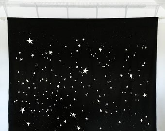 Starry Night Sky - Vintage Inspired Backdrop (Limited Quanity)