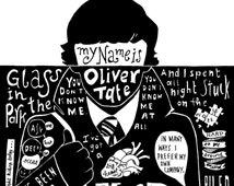 SUBMARINE MOVIE Quotes/Lyrics Compilation Poster