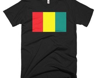 Flag of Guinea T-shirt
