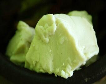 Cupuacu Butter (Unrefined) 100% Natural - 8 oz.