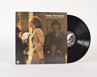 """JOHN PALUMBO -""""Innocent Bystander"""" vinyl record"""