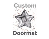 Custom Doormat-door mat-door mats-custom door mat-welcome mat-cute welcome mat-cute door mat-personalized doormat-shop josie b