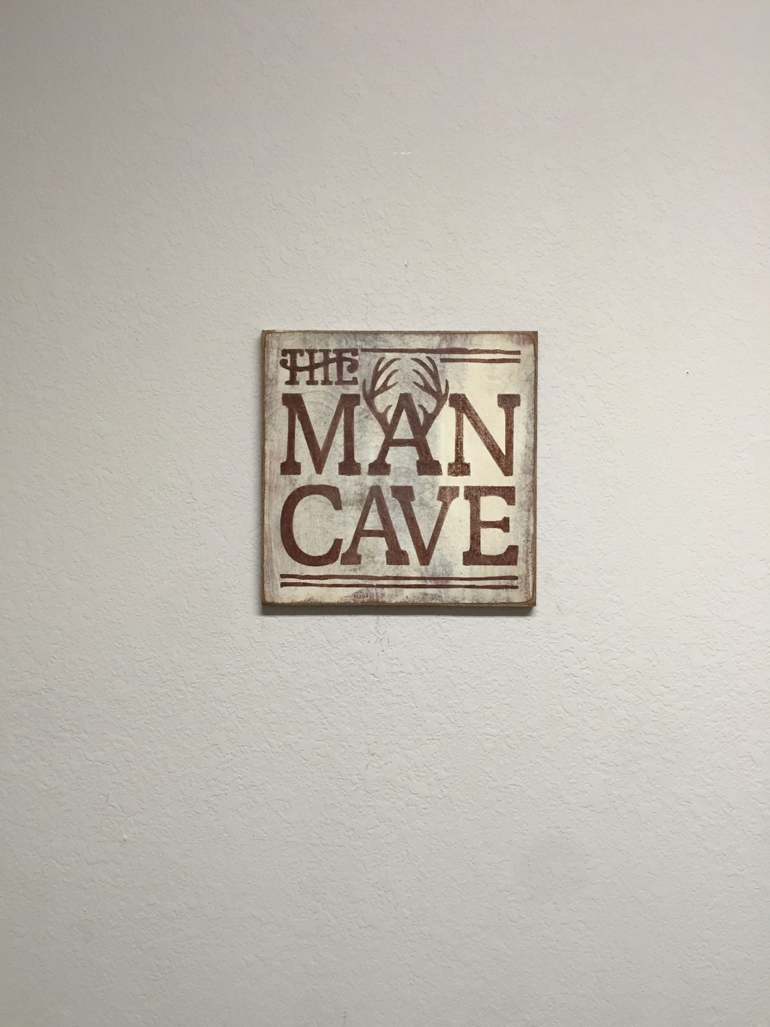 Personalized Man Cave Signs Free Shipping : Free shipping the man cave sign signs hunting