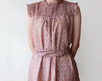 KHATIA DRESS(low stock, limited-edition fabric.)