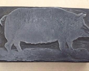 Printer plaque