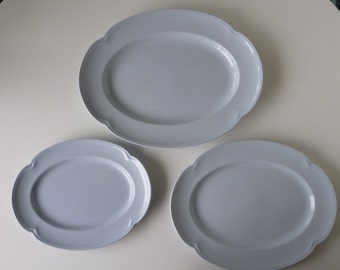 Johnson Brothers Greydawn Serving Plates