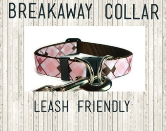 Leash Friendly Break-away Dog Collar ADD ON *This must be purchased with along with a collar*