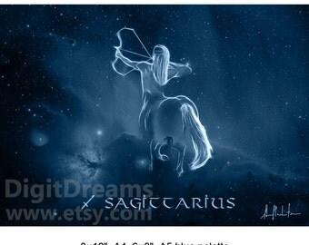 S033: Archer (Sagittarius) Zodiac