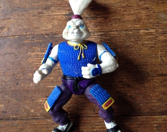 1989 Usagi Yojimbo, Teenage Mutant Ninja Turtle Action Figure. Loose.  Playmates Inc
