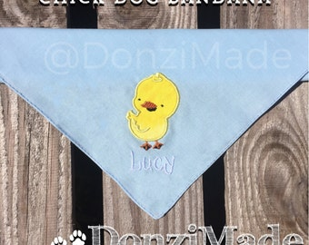 Chick Dog Bandana