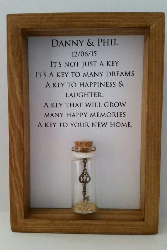 New Home Gift Housewarming Gift New Home First Home Gift
